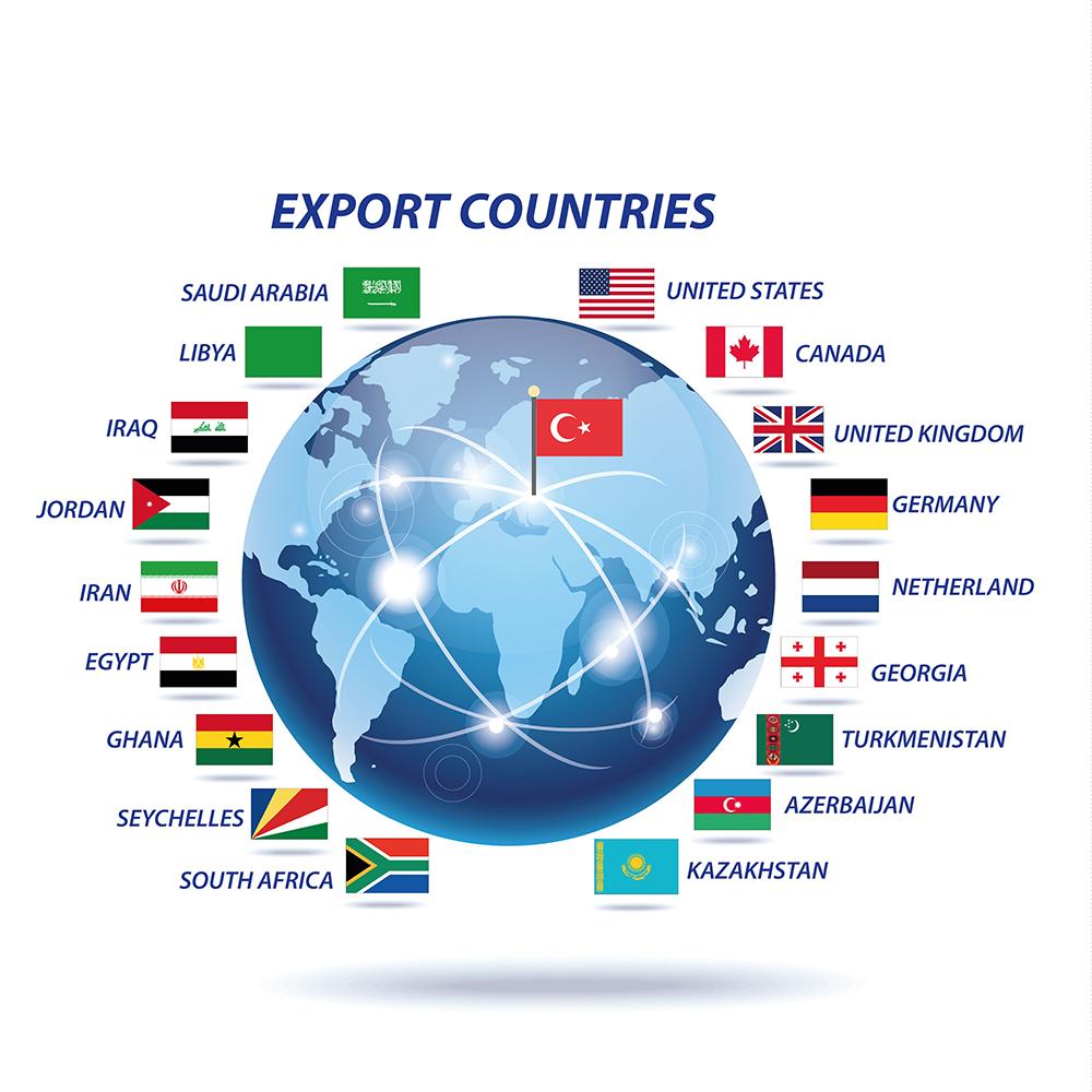 Export Marketing, Ezel Detergent Export, Export